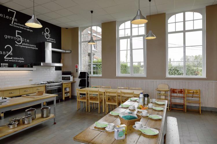 Holiday homeBelgium - West Flanders: Oud Schooltje De Linde  [8]