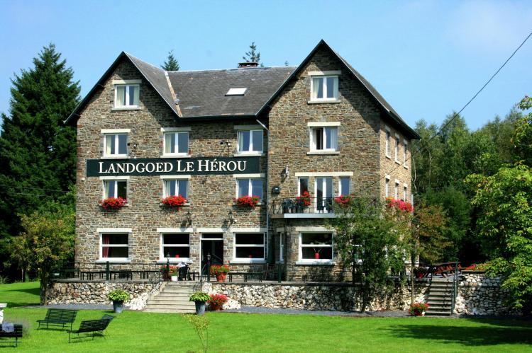 Ardennen Landgoed Le Herou