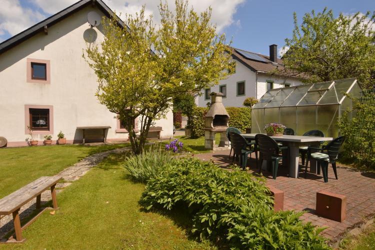 VakantiehuisBelgië - Ardennen, Luik: Am Burggarten  [30]
