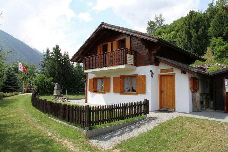 VakantiehuisZwitserland - Wallis/Valais: Dominic  [1]