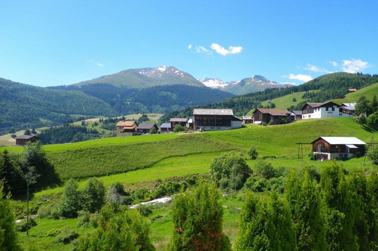 VakantiehuisZwitserland - Graubünden: La Sclarida  [24]