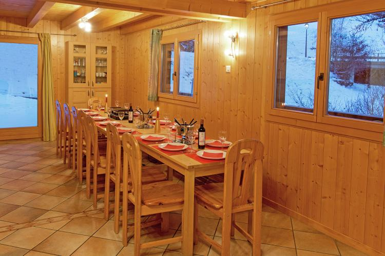 Holiday homeSwitzerland - Wallis/Valais: Michelle  [8]