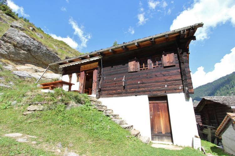VakantiehuisZwitserland - Wallis/Valais: Saflischgarten  [6]