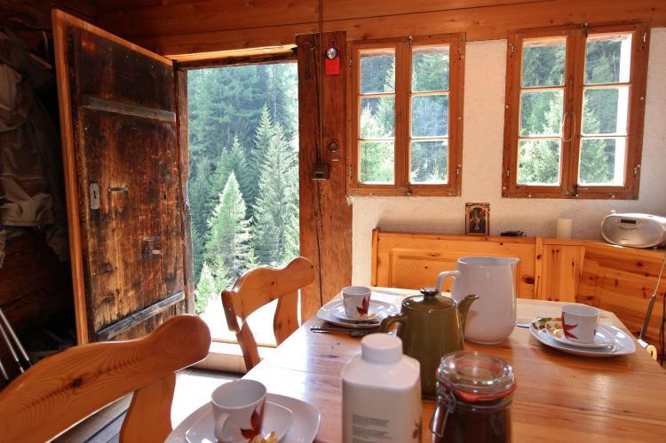 VakantiehuisZwitserland - Wallis/Valais: Saflischgarten  [13]