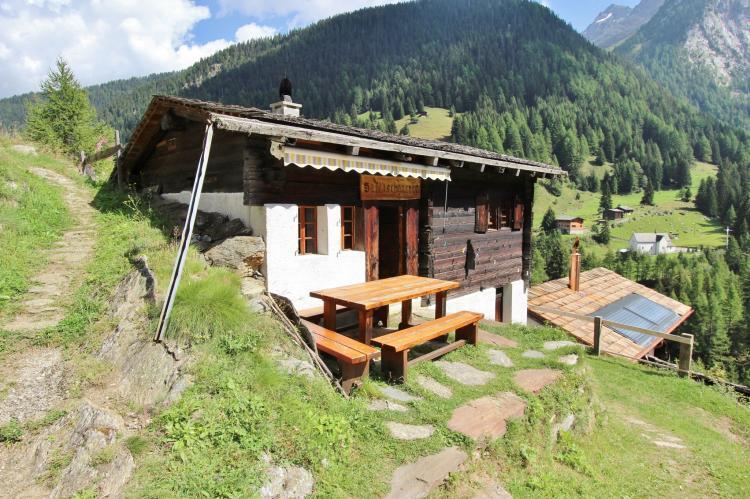 VakantiehuisZwitserland - Wallis/Valais: Saflischgarten  [1]