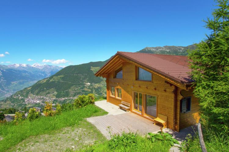 Holiday homeSwitzerland - Wallis/Valais: Alpina  [2]