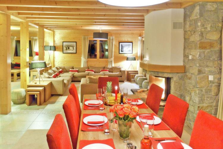 Holiday homeSwitzerland - Wallis/Valais: Chalet Teychenne  [12]