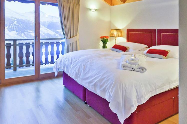 Holiday homeSwitzerland - Wallis/Valais: Chalet Teychenne  [17]