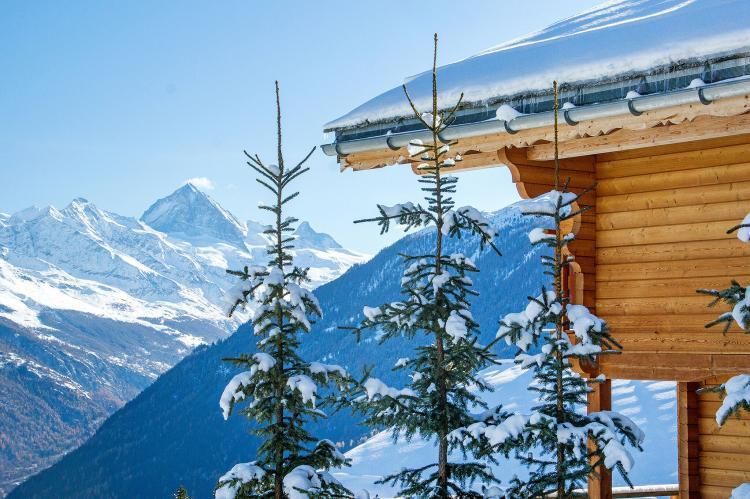 Holiday homeSwitzerland - Wallis/Valais: Chalet Teychenne  [6]