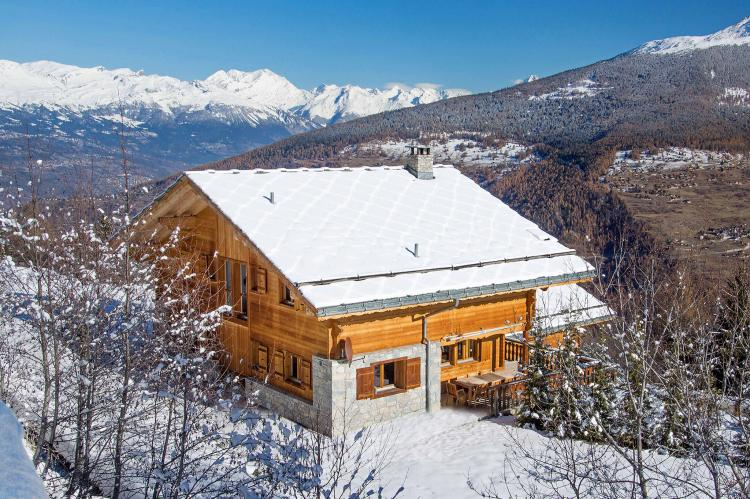Holiday homeSwitzerland - Wallis/Valais: Chalet Teychenne  [4]