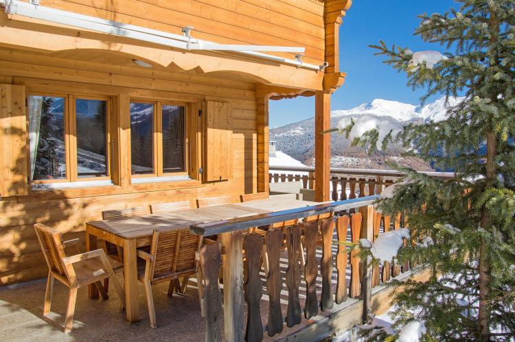 Holiday homeSwitzerland - Wallis/Valais: Chalet Teychenne  [21]