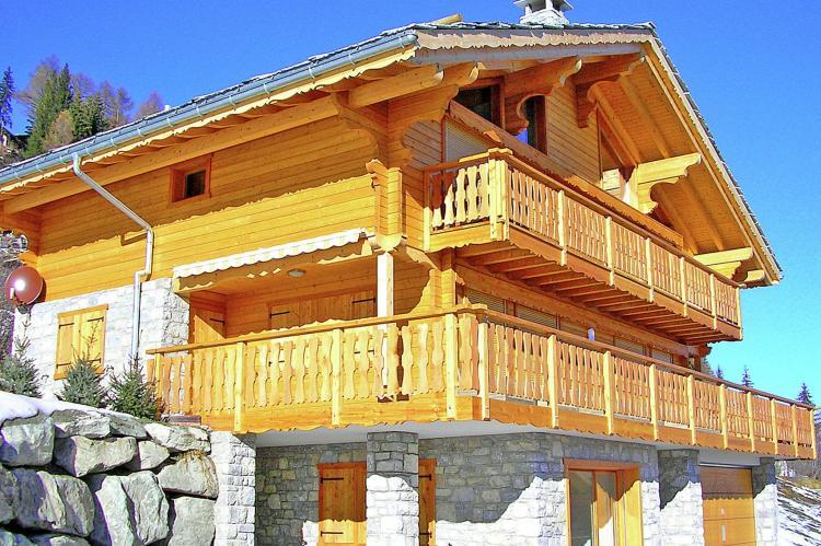 Holiday homeSwitzerland - Wallis/Valais: Chalet Teychenne  [27]