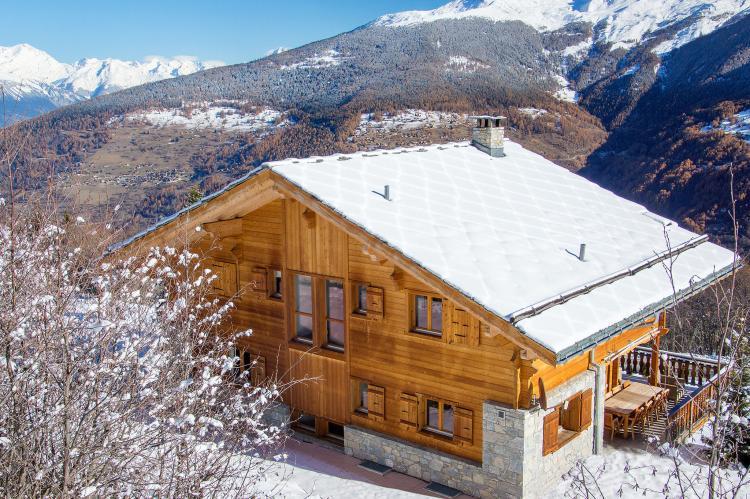 Holiday homeSwitzerland - Wallis/Valais: Chalet Teychenne  [1]
