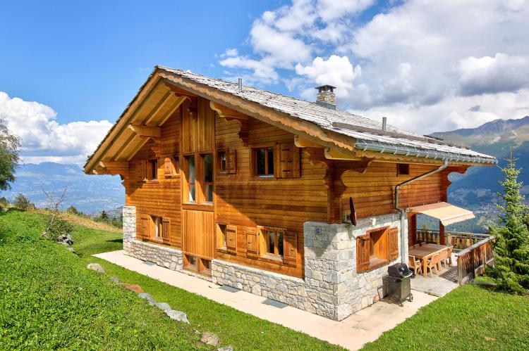 Holiday homeSwitzerland - Wallis/Valais: Chalet Teychenne  [24]