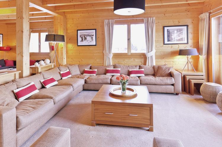Holiday homeSwitzerland - Wallis/Valais: Chalet Teychenne  [8]