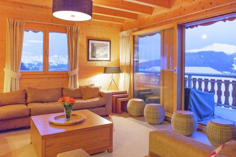 Holiday homeSwitzerland - Wallis/Valais: Chalet Teychenne  [10]