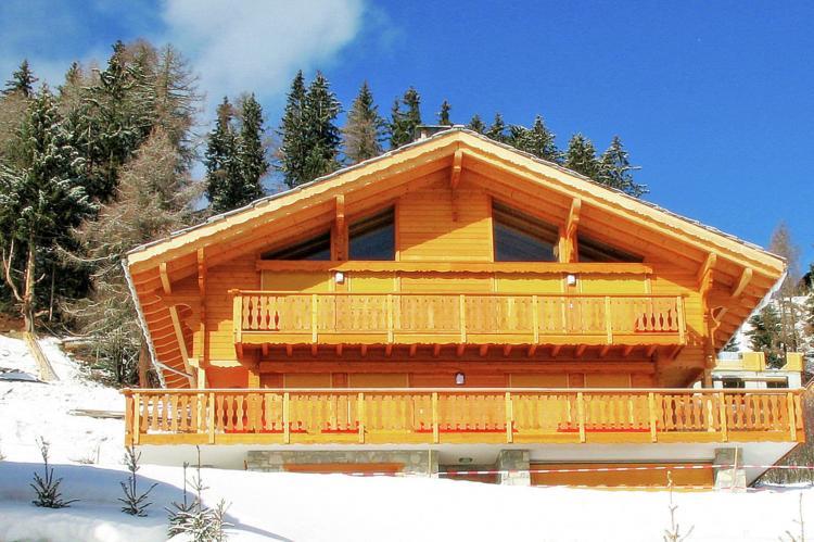 Holiday homeSwitzerland - Wallis/Valais: Chalet Teychenne  [2]