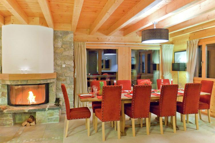 Holiday homeSwitzerland - Wallis/Valais: Chalet Teychenne  [13]