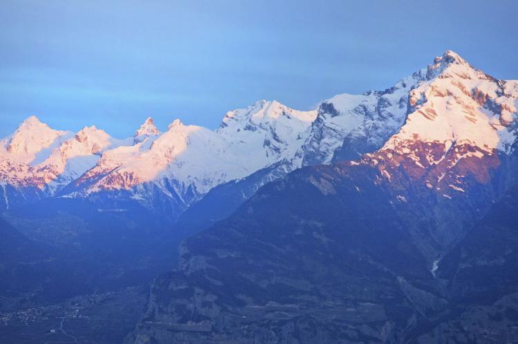 VakantiehuisZwitserland - Wallis/Valais: Nelly CNY01  [12]