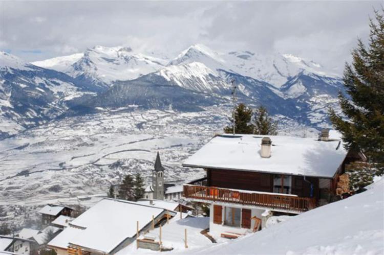 VakantiehuisZwitserland - Wallis/Valais: Nelly CNY01  [1]