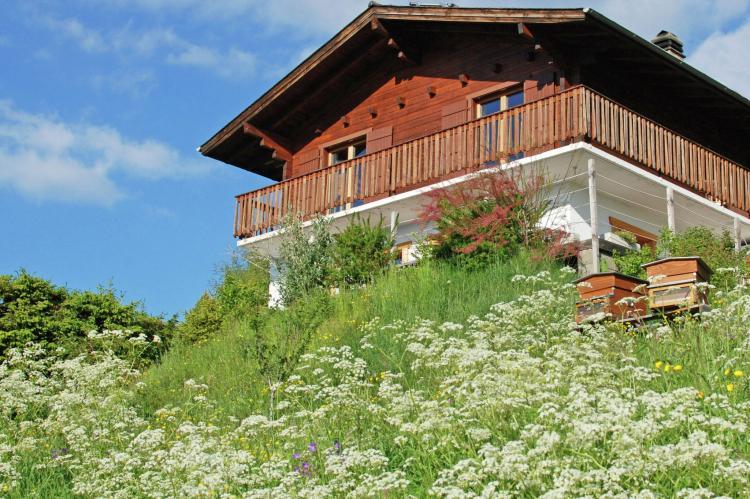 VakantiehuisZwitserland - Wallis/Valais: Nelly CNY01  [2]