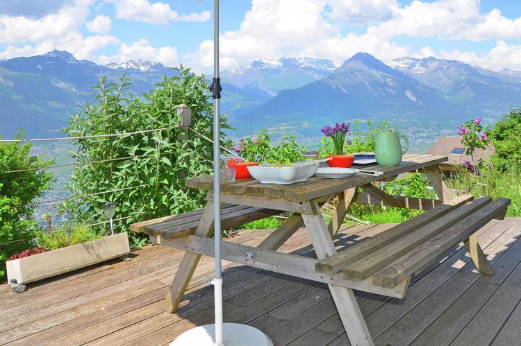 VakantiehuisZwitserland - Wallis/Valais: Nelly CNY01  [10]
