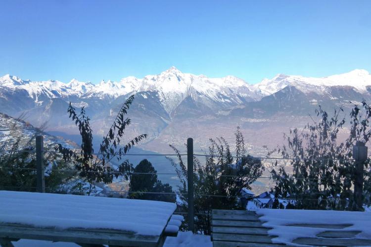 VakantiehuisZwitserland - Wallis/Valais: Nelly CNY01  [13]