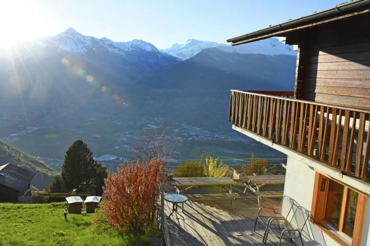 VakantiehuisZwitserland - Wallis/Valais: Nelly CNY01  [11]