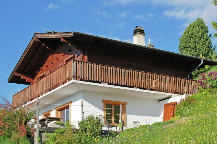 VakantiehuisZwitserland - Wallis/Valais: Nelly CNY01  [3]