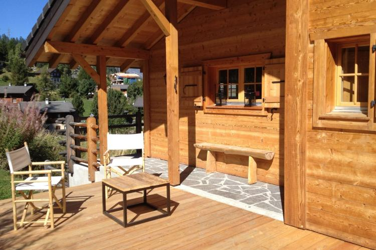 Holiday homeSwitzerland - Wallis/Valais: Cabana Luna  [3]