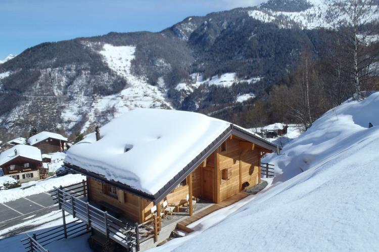 Holiday homeSwitzerland - Wallis/Valais: Cabana Luna  [18]