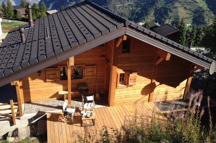 Holiday homeSwitzerland - Wallis/Valais: Cabana Luna  [2]