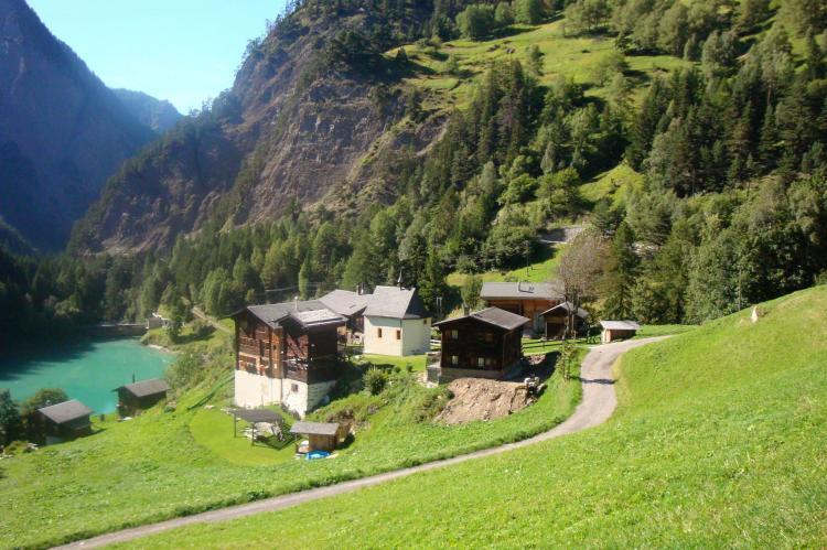 VakantiehuisZwitserland - Wallis/Valais: Abendruh  [22]