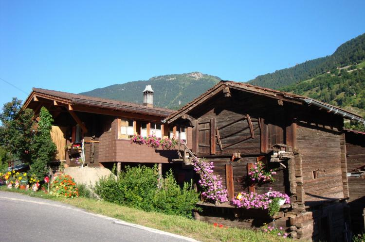 VakantiehuisZwitserland - Wallis/Valais: Abendruh  [18]