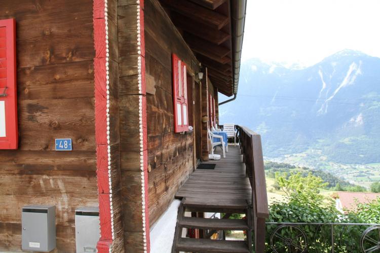 VakantiehuisZwitserland - Wallis/Valais: zur Linde  [1]
