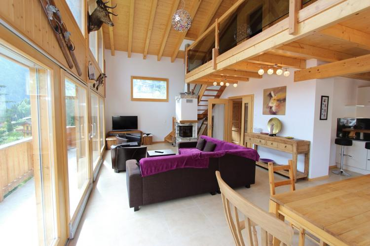 Holiday homeSwitzerland - Wallis/Valais: Chalet Chaud  [6]
