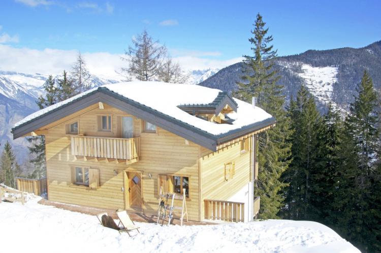 Holiday homeSwitzerland - Wallis/Valais: Chalet Chaud  [3]
