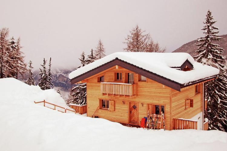 Holiday homeSwitzerland - Wallis/Valais: Chalet Chaud  [4]