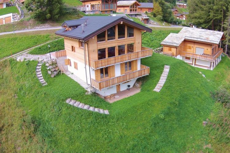 Holiday homeSwitzerland - Wallis/Valais: Chalet Chaud  [1]