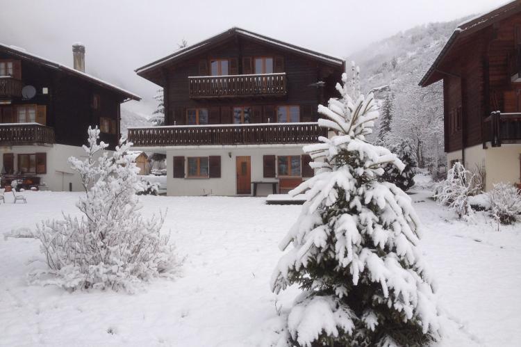 VakantiehuisZwitserland - Wallis/Valais: Kirsanna  [4]