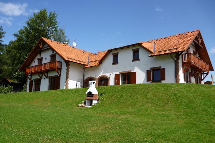 Holiday homeCzech Republic - South Bohemia: Victoria  [2]