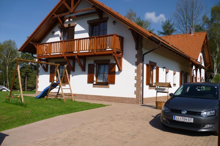 Holiday homeCzech Republic - South Bohemia: Victoria  [3]