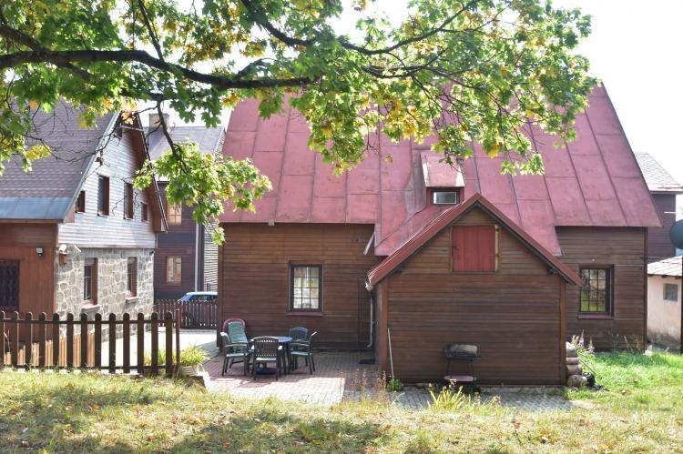 VakantiehuisTsjechië - West Bohemen: Abertamy  [2]