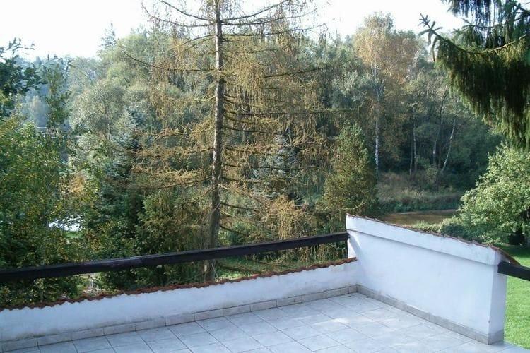 Holiday homeCzech Republic - South Bohemia: Villa Stastny  [3]