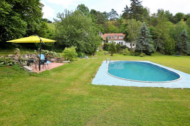 Holiday homeCzech Republic - South Bohemia: Villa Stastny  [7]
