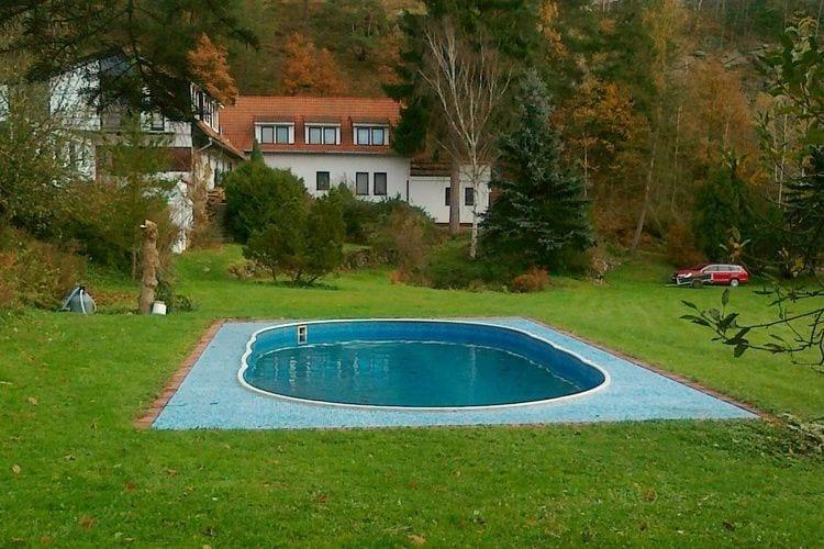 Holiday homeCzech Republic - South Bohemia: Villa Stastny  [4]