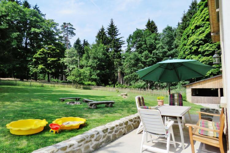 VakantiehuisTsjechië - West Bohemen: Dum u Lesa  [24]