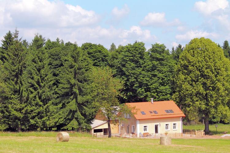 VakantiehuisTsjechië - West Bohemen: Dum u Lesa  [5]