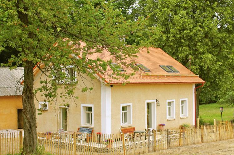 VakantiehuisTsjechië - West Bohemen: Dum u Lesa  [4]