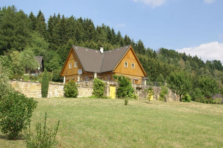 Holiday homeCzech Republic - East Bohemia: Villa Venova  [3]